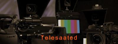 Telesaated